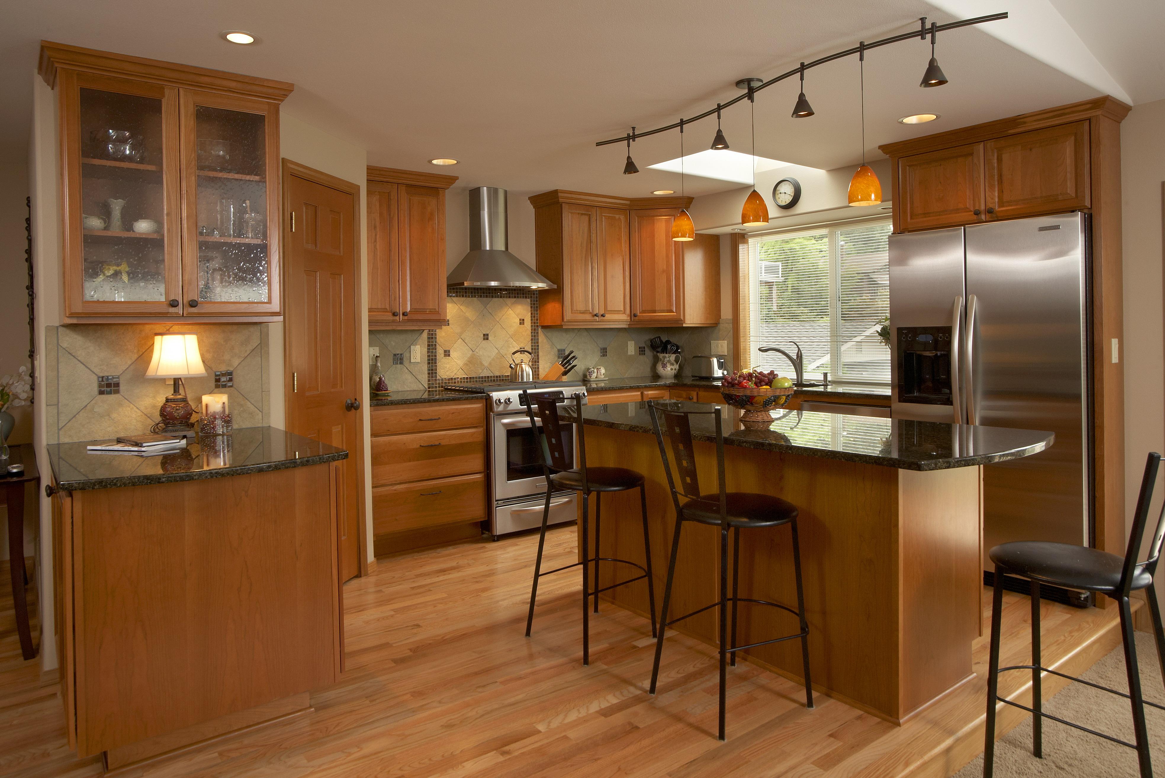 warm and inviting kitchen renovation mcadams remodeling. Black Bedroom Furniture Sets. Home Design Ideas