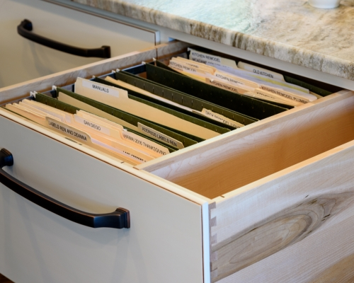File drawer storage