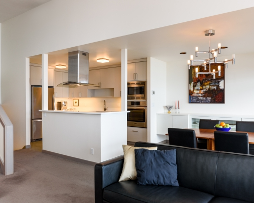 Modern Kitchen After