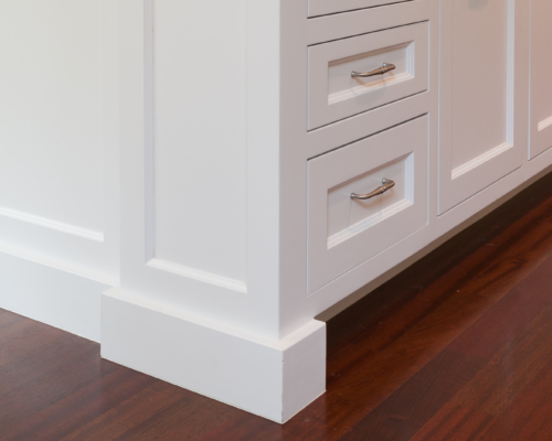 Furniture-style cabinets