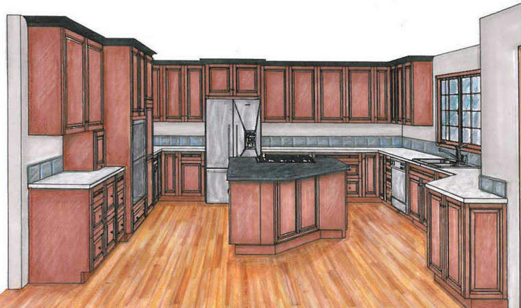 Creating A Gluten Free Zone In A Woodinville Kitchen Remodel