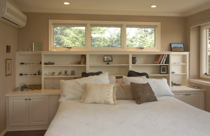 Beautiful And Storage Boosting Master Bedroom Remodel