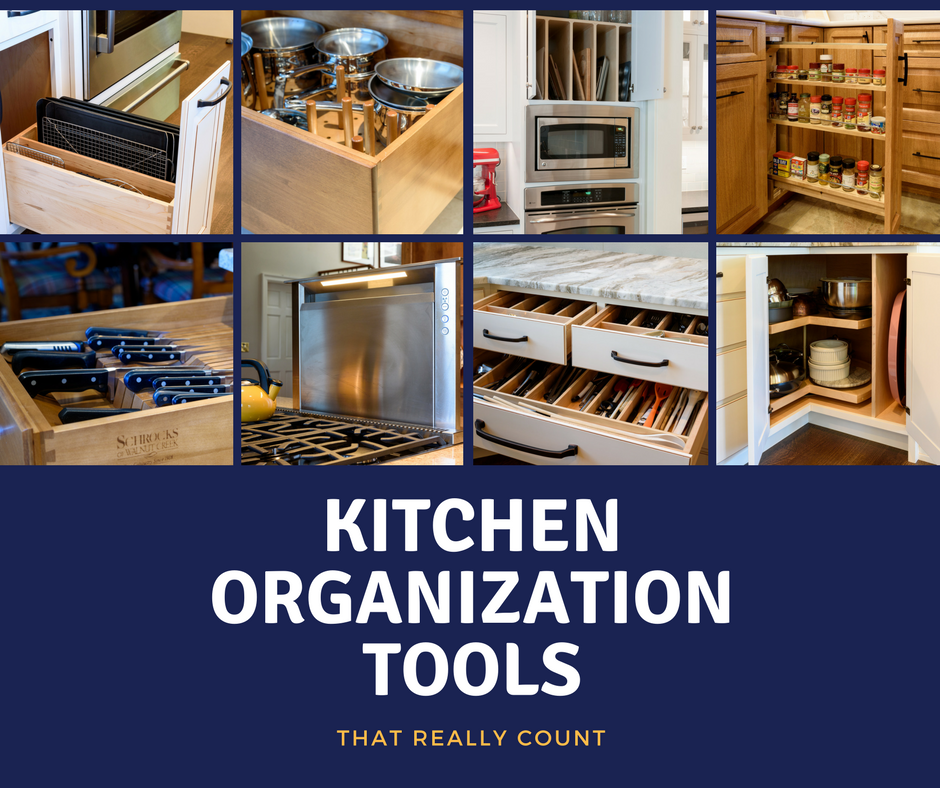 Kitchen Organization Tools: Kitchen Organization Tools That Really Count
