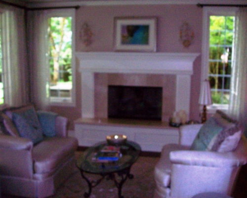Original formal sitting room