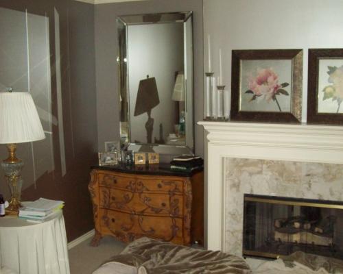 Original master bedroom