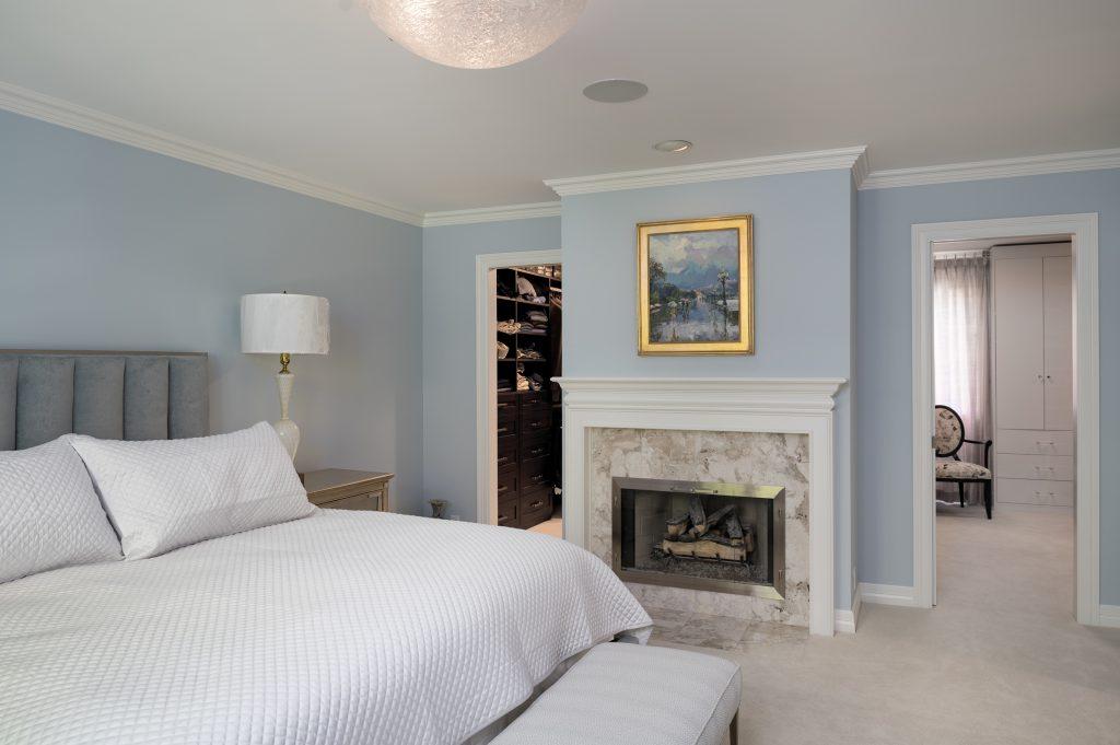 Master bedroom updated